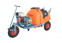 Empas spray cart